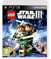 LEGO Star Wars III: the Clone Wars (PS3)